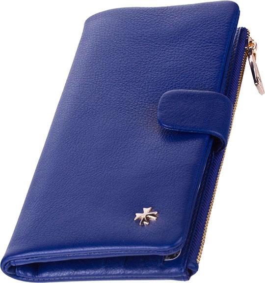 Кошельки бумажники и портмоне Narvin 9688-n-polo-ultra-blue