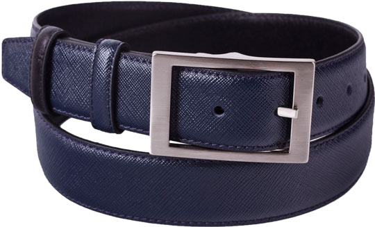 Ремни Narvin 31008-prada-d-blue-vegetta-black