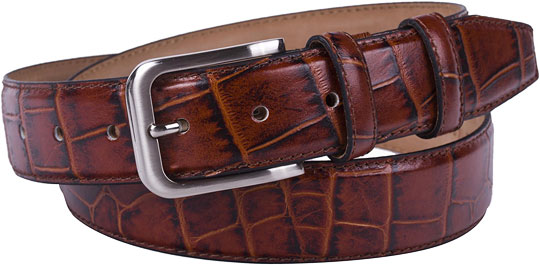 Ремни Narvin 31078-cro-tobacco a suit of graceful rhinestone bracelets for women