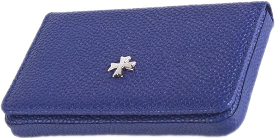 Визитницы и кредитницы Narvin 9107-n-cavalli-ultra-blue