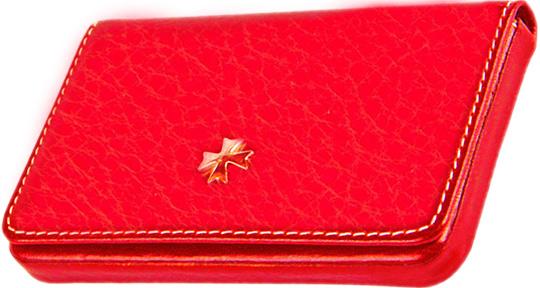 Визитницы и кредитницы Narvin 9107-n-polo-red визитницы и кредитницы narvin 9122 n vegetta brown