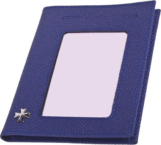Обложки для документов Narvin 9160-n-cavalli-ultra-blue