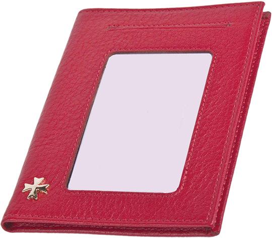 Обложки для документов Narvin 9160-n-polo-red