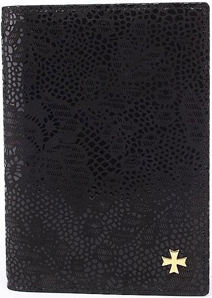 Обложки для документов Narvin 9170-fiore-black от AllTime