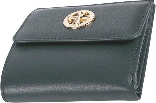 Кошельки бумажники и портмоне Narvin 9566-n-polo-green обложки для документов narvin 9161 n polo green