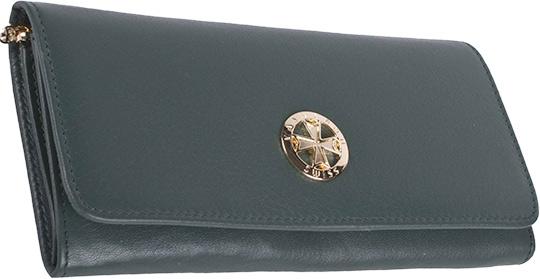 Кошельки бумажники и портмоне Narvin 9572-n-polo-green обложки для документов narvin 9161 n polo green