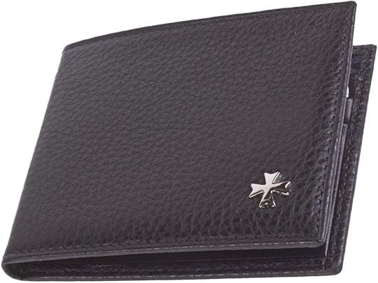 Кошельки бумажники и портмоне Narvin 9669-n-polo-black ключницы narvin 9276 n polo black