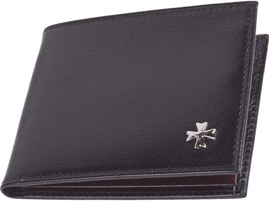 Кошельки бумажники и портмоне Narvin 9669-n-vegetta-black визитницы и кредитницы narvin 9122 n vegetta brown