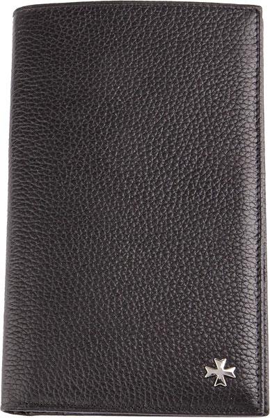 Кошельки бумажники и портмоне Narvin 9682-n-polo-black ключницы narvin 9276 n polo black