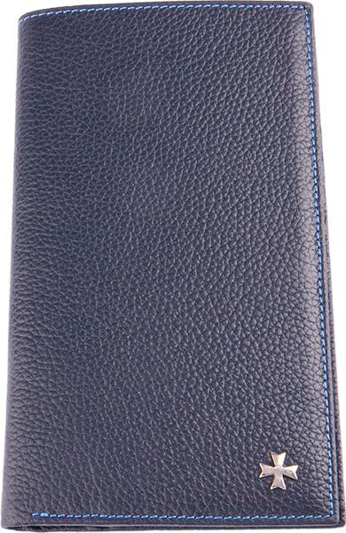 Кошельки бумажники и портмоне Narvin 9682-n-polo-d-blue бумажник d