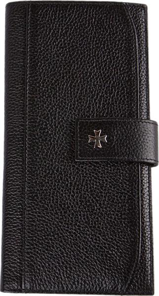 Кошельки бумажники и портмоне Narvin 9684-n-polo-black ключницы narvin 9276 n polo black