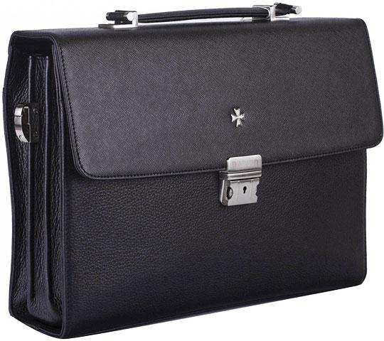 Купить со скидкой Портфели Narvin 9744-n-prada-black-polo-black
