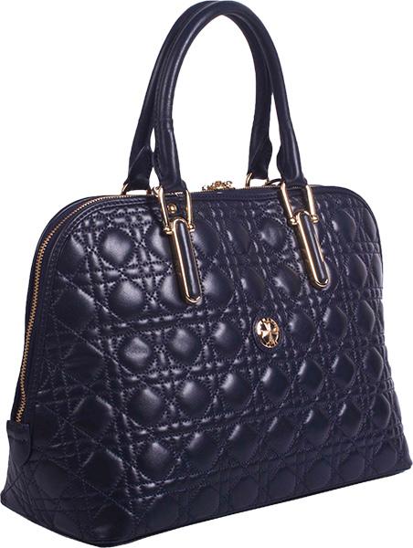 Кожаные сумки Narvin 9966-n-capitoni-d-blue