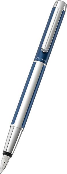 Ручки Pelikan 954958 перьевая ручка visconti divina elegance over синий перо m палладий 23 кт vs 263 18m