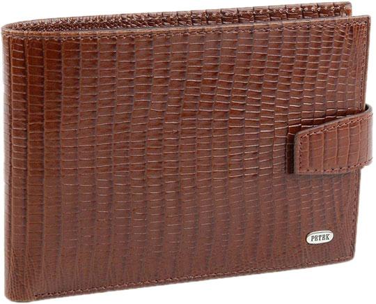 Кошельки бумажники и портмоне Petek 149.041.02 портмоне коллекция g kazhan коричневый светло коричневый нат кожа