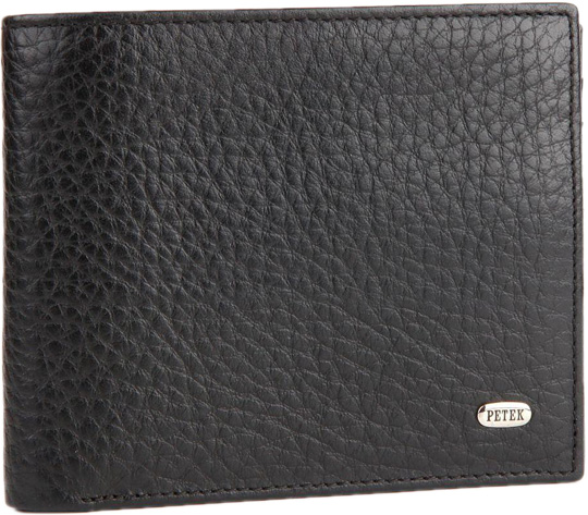 цена  Кошельки бумажники и портмоне Petek 226.46B.01  онлайн в 2017 году