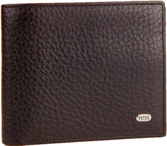 Кошельки бумажники и портмоне Petek 226.46B.02 кошельки бумажники и портмоне petek 447 041 01