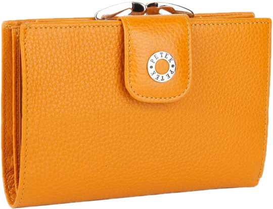 Кошельки бумажники и портмоне Petek 375.PGT.14 кошельки бумажники и портмоне petek 447 041 01