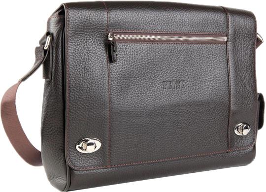 Кожаные сумки Petek 3874.46B.02