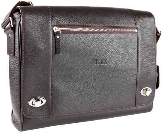 Кожаные сумки Petek 3874.46B.KD2