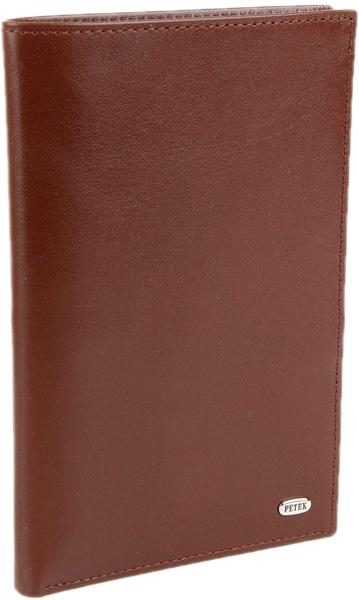 Кошельки бумажники и портмоне Petek 574.000.222 кошельки mano портмоне для авиабилетов