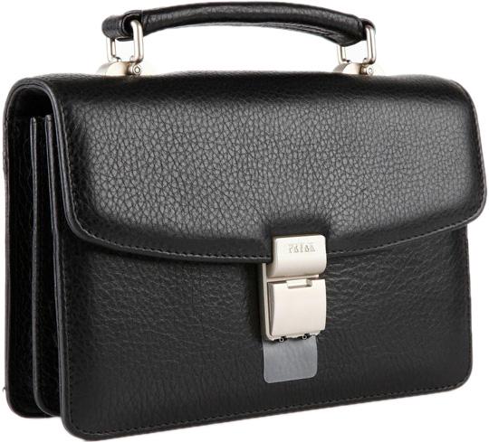 Мужские барсетки Petek 760.46B.01 bag hautton сумки для документов и барсетки
