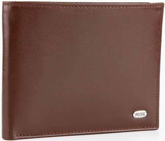 Кошельки бумажники и портмоне Petek 1672.000.222 кошельки бумажники и портмоне mano 20103 setru pink cerise