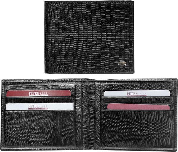 Кошельки бумажники и портмоне Petek 1672.041.01 кошельки бумажники и портмоне petek s15020 als 40