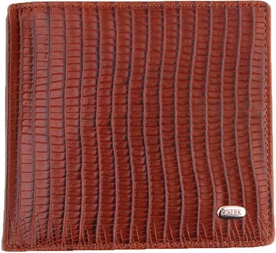Кошельки бумажники и портмоне Petek 197.041.02 портмоне коллекция g kazhan коричневый светло коричневый нат кожа