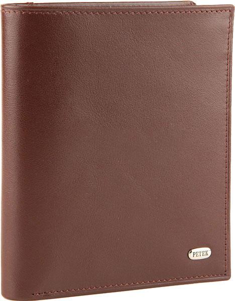 Кошельки бумажники и портмоне Petek 207.000.222 кошельки mano портмоне для авиабилетов