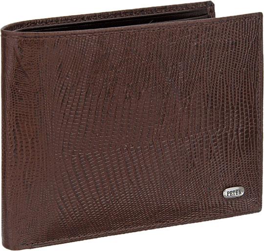 Мужской кожаный бумажник Petek 2173.041.02