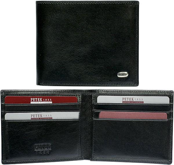Кошельки бумажники и портмоне Petek 2362.000.01