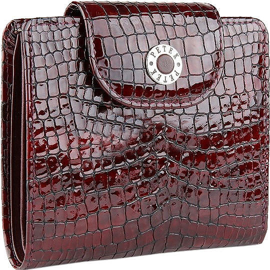 Кошельки бумажники и портмоне Petek 346.091.03 кошельки бумажники и портмоне victorinox 31372001