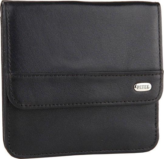 Кошельки бумажники и портмоне Petek 355.000.01 кошельки mano портмоне для авиабилетов