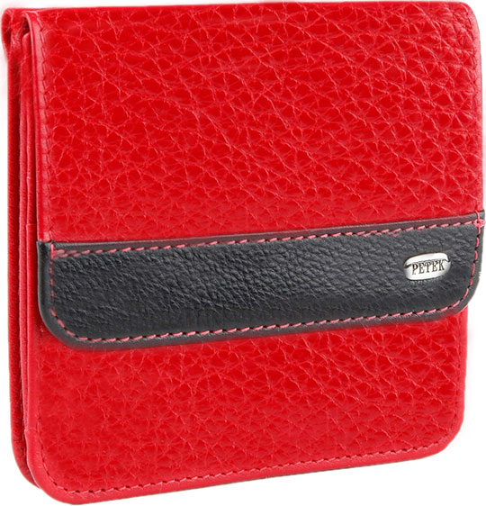 Кошельки бумажники и портмоне Petek 355.46B.10 кошельки бумажники и портмоне cross ac528092 7