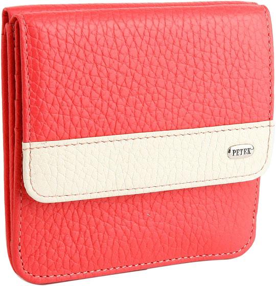 Кошельки бумажники и портмоне Petek 355.46D.64 кошельки mano портмоне для авиабилетов