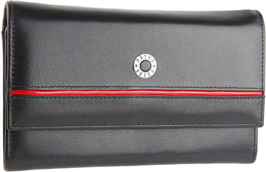 Кошельки бумажники и портмоне Petek 407.000.01 кошельки бумажники и портмоне petek s15012 46d 27