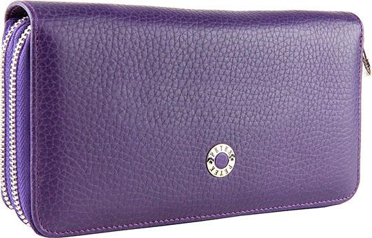 портмоне женское edmins цвет фиолетовый 1898 ml 1n ed Кошельки бумажники и портмоне Petek 479.46BD.27