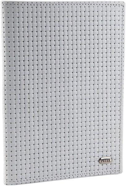 Обложки для документов Petek 581.020.00 обложка для паспорта женская fabula london цвет белый o 85 sp