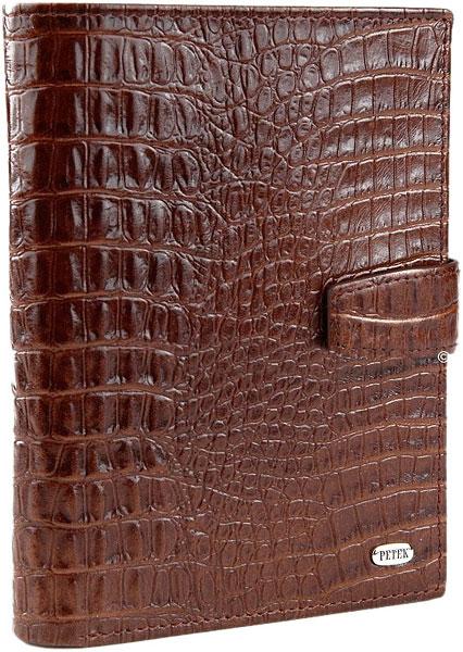 Обложки для документов Petek 596.067.02 плитка под кожу крокодила в екатеринбурге