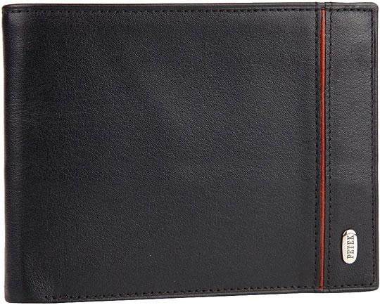 Кошельки бумажники и портмоне Petek 8-128.000.01 кошельки mano портмоне для авиабилетов