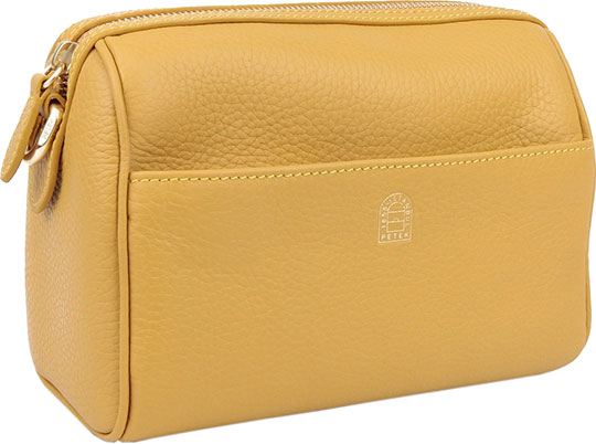 Кожаные сумки Petek S15015.46D.14 кожаные сумки petek s15015 pnf 14