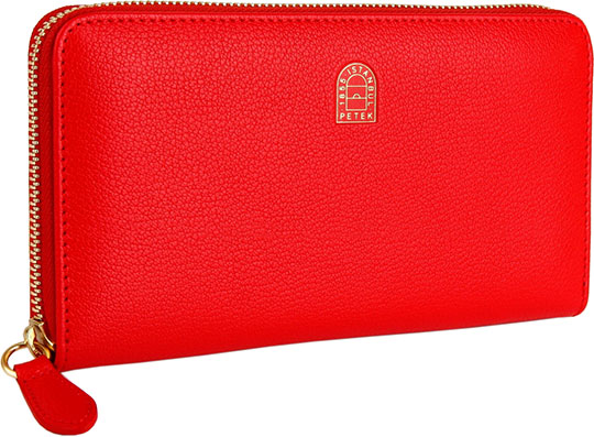 Кошельки бумажники и портмоне Petek S15028.ALS.10 кошельки бумажники и портмоне petek s15028 als 10
