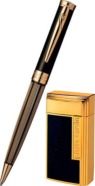 Ручки Pierre Cardin SLP210BP-7212 набор hauser triangle шариковая ручка механический карандаш черный 1287297