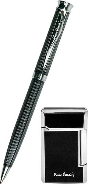 Ручки Pierre Cardin SLP28BP-1001 набор hauser triangle шариковая ручка механический карандаш черный 1287297