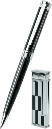 Ручки Pierre Cardin SLP64BP-5101 набор тату наклеек flash tatoo pierre cardin 14 5 19 7см в блистере 953026