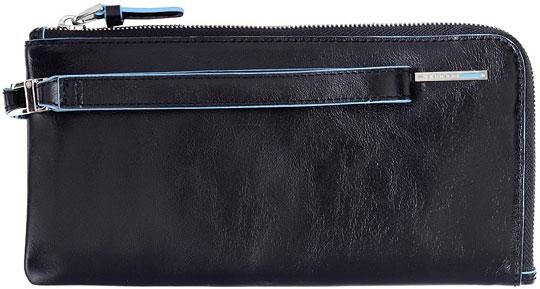 Кошельки бумажники и портмоне Piquadro AC2648B2/N кошельки бумажники и портмоне piquadro pu4188p15 n