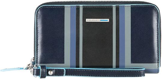 Фото - Кошельки бумажники и портмоне Piquadro AC3131B2SER/BLU кошельки бумажники и портмоне piquadro pu257b3r ve