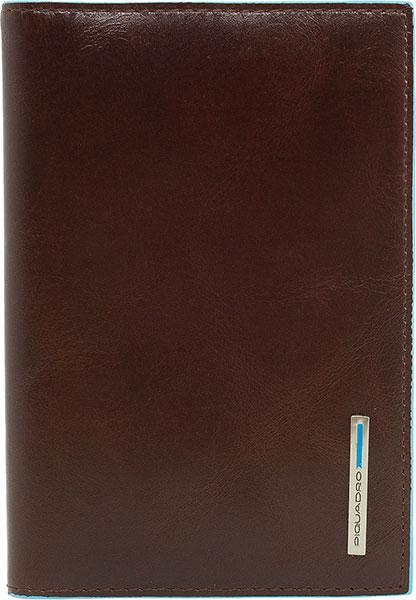 Обложки для документов Piquadro AS300B2/MO мультипортмоне piquadro blue square ac2648b2 mo коричневый натур кожа