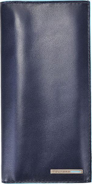 купить Кошельки бумажники и портмоне Piquadro AS341B2/BLU2 по цене 10500 рублей